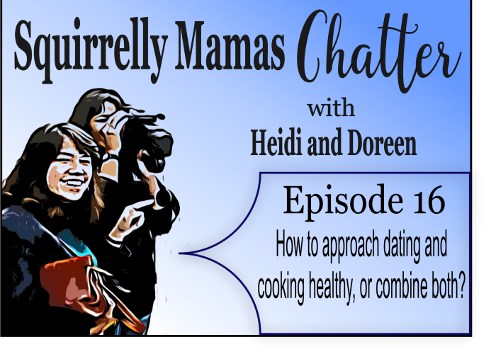 016 How to approach dating and cooking healthy, or combine both?