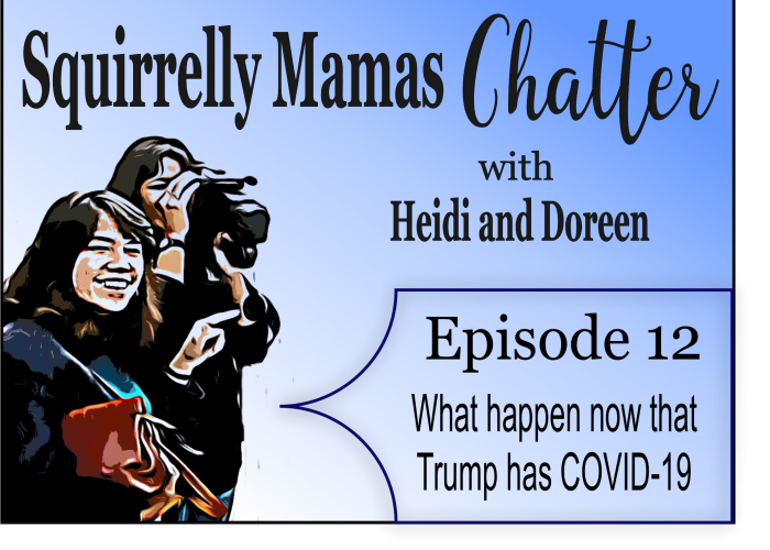 012 What happens now that Trump has Covid-19?