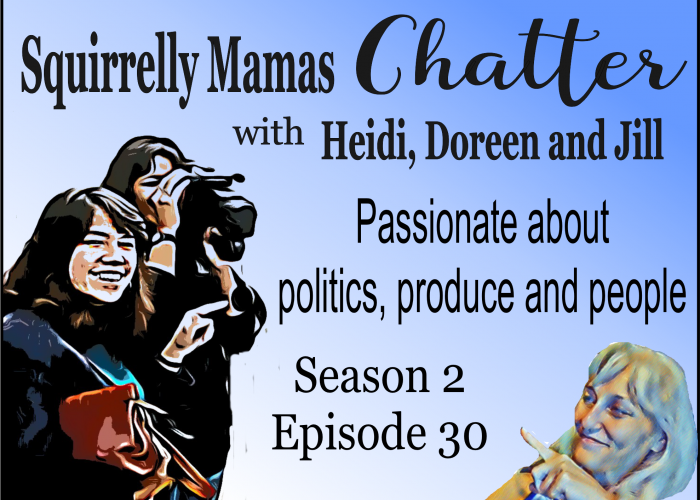 030 Passionate about Politics, Produce and People
