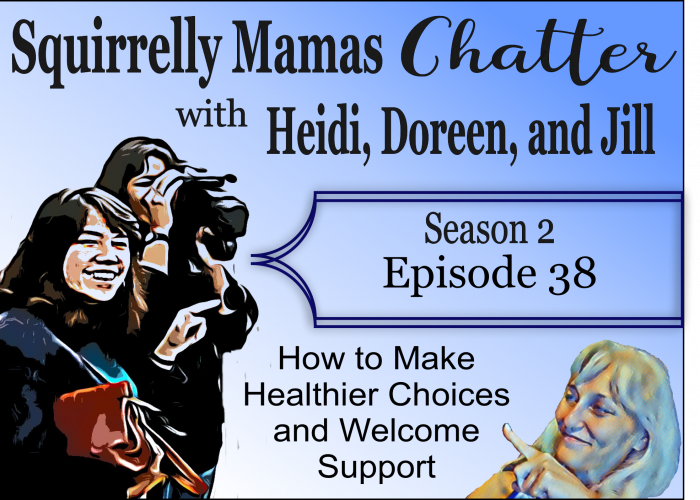 038 How to make healthier choices and welcome support