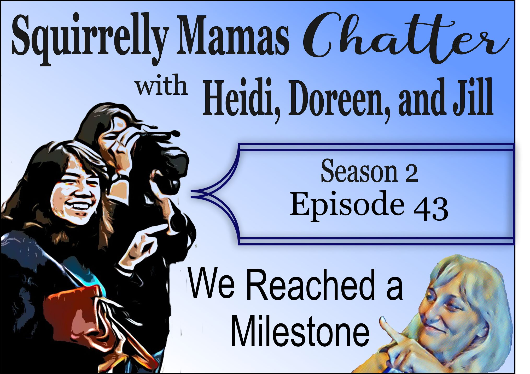 043 How we Reached a Milestone