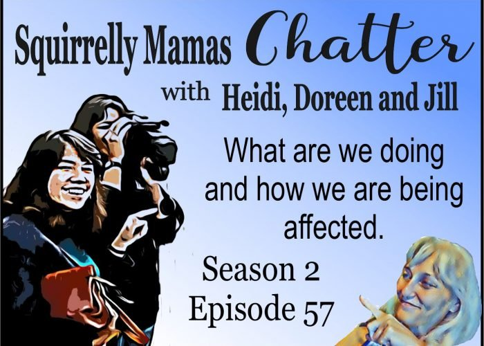 057 What are we doing and how we are being affected.